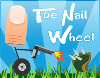 Toe Nail Wheel